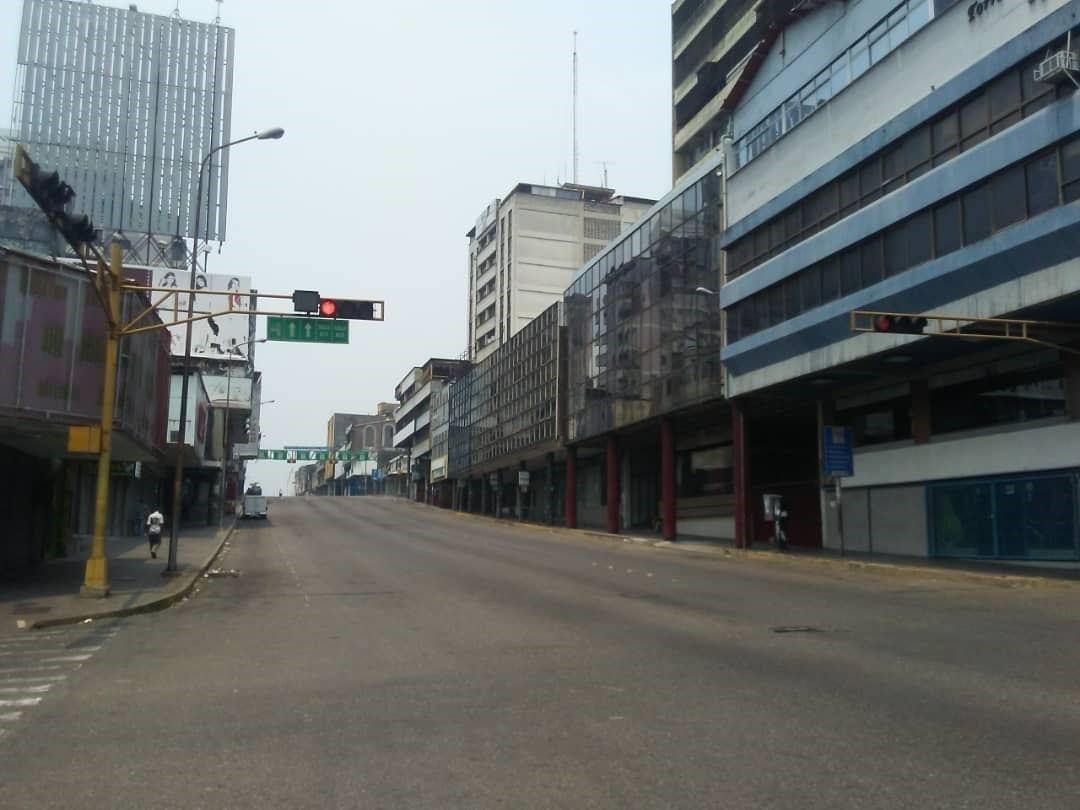 Suspendieron transporte público en Táchira durante cuarentena
