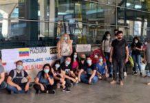 200 venezolanos que estaban varados en España regresarán mañana al país