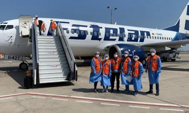 Autorizaron vuelo para venezolanos varados en Argentina con boletos de Aerolíneas Estelar