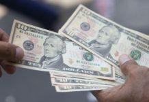 Sueldo mínimo equivale a dólar según tasa del BCV