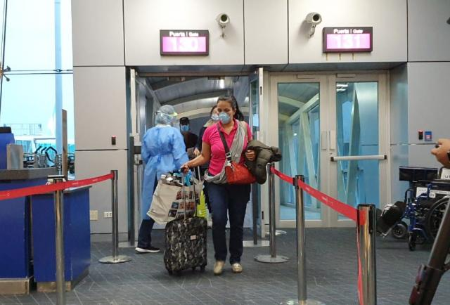 Cancillería de Panamá informó sobre el 1er vuelo de repatriación Caracas-Panamá para este #29Ago