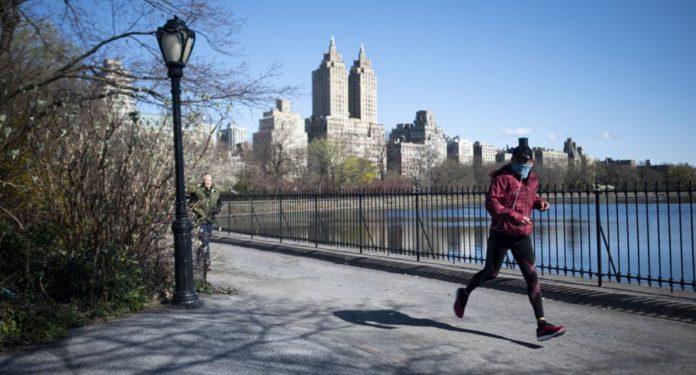 EEUU experimentó una contracción de 31,7% en el segundo trimestre de 2020