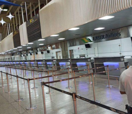 """Autoridades de Maiquetía adaptan al aeropuerto a la """"nueva normalidad"""""""