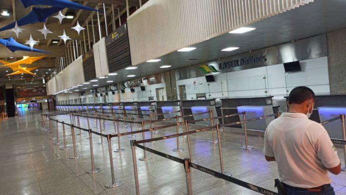 Autoridades de Maiquetía adaptan al aeropuerto a la