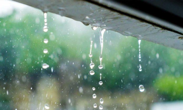 Sustituyen el servicio de Hidrocapital por agua de lluvia