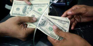 Aseguran que cuentas en dólares aumentan en bancos