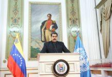 """Nicolás Maduro pidió a la ONU crear un """"fondo rotatorio"""" para comprar medicinas y alimentos"""