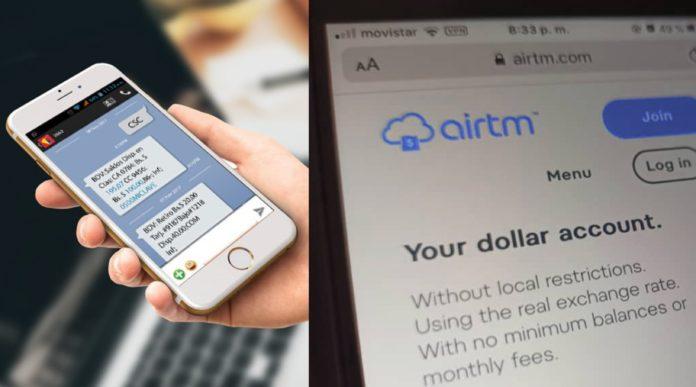 Venezuela al Día: AirTm deshabilitó a Banco de Venezuela como método de pago