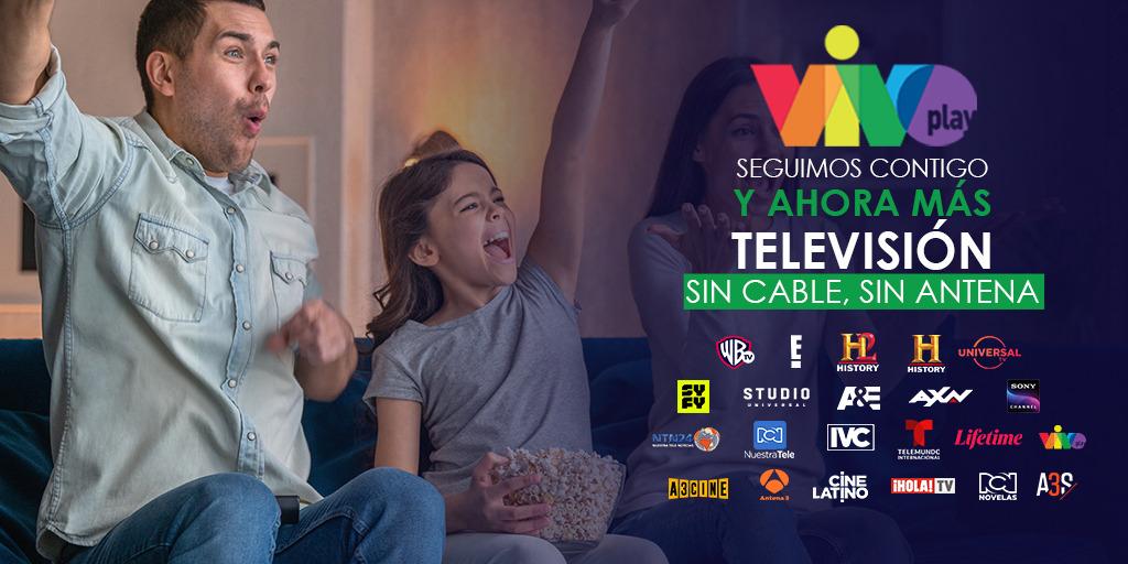 VIVOplay ahora es más televisión