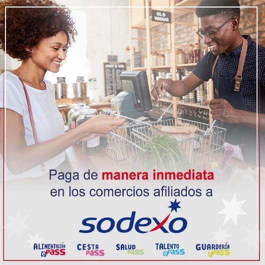 La aplicación de Sodexo, Talento E-Pass Móvil, creó más opciones para sus usuarios