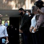La Patilla: Freddy Guevara abandona la sede de la Embajada de Chile