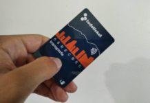 Las camioneticas por puesto se activan con una tarjeta que requiere recarga (+información)