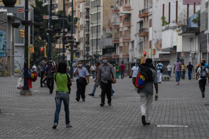 Venezuela llegó a 48.883 casos de covid-19