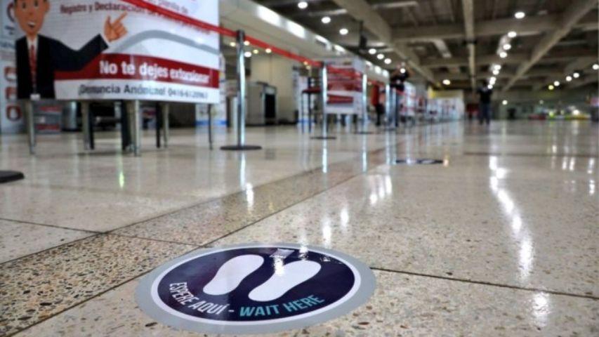 INAC extiende restricción de operaciones aéreas en toda Venezuela