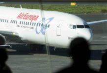 Air Europa reanudará rutas a Bogotá, Caracas y La Habana a partir de noviembre