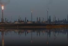 Así esta la refinería de Amuay tras presunto ataque (+fotos)