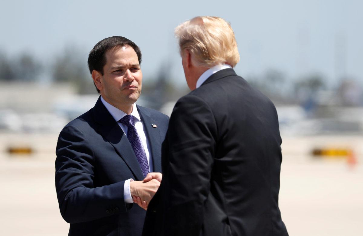 Marco Rubio insta a Trump a aprobar el DED para evitar más deportaciones de venezolanos
