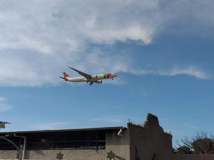 TAP-Portugal reapareció en Venezuela con vuelo humanitario este 6 de octubre