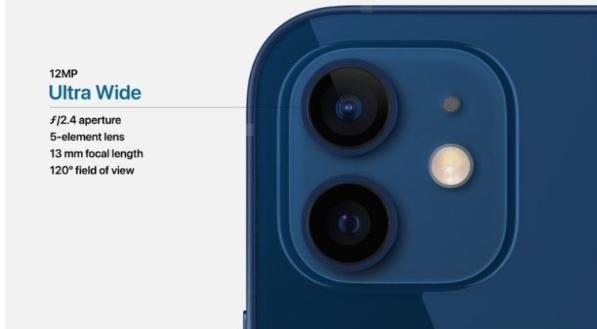 Apple presentó su iPhone 12 con especificaciones sofisticadas (+detalles)