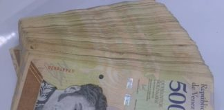 Billete de 500 bolívares es rechazado por comerciantes y transportistas