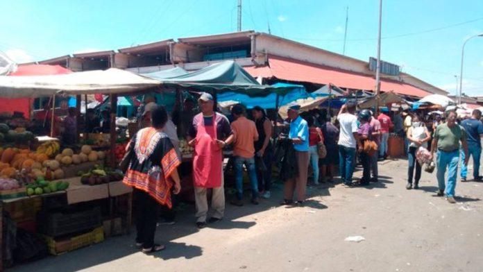 Designaron una autoridad única para el mercado de Las Pulgas y el casco central de Maracaibo