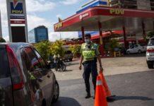 Maduro reveló cuántos días de reservas de combustible tiene Venezuela