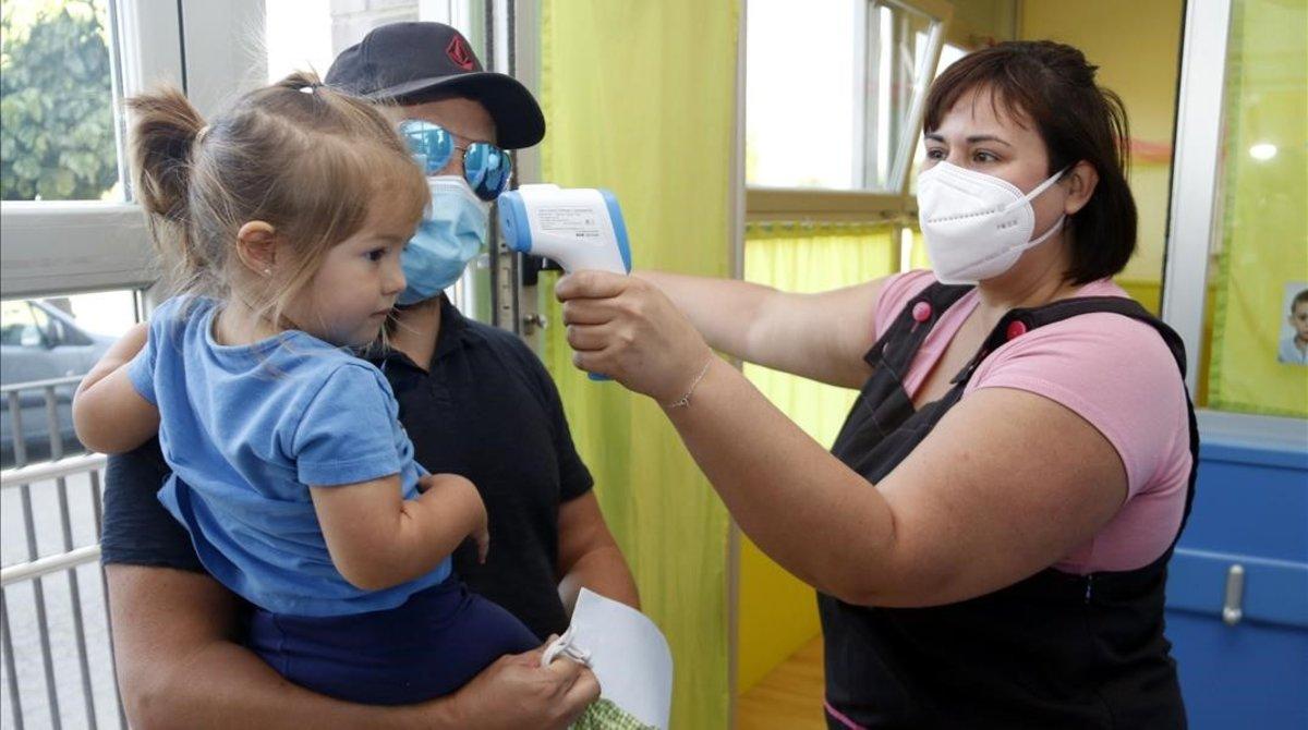 Cuánto cuesta el cuidado de niños en tiempos de coronavirus