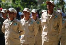 Salario de los guardaparques venezolanos no alcanza ni para un kilo de harina de maíz