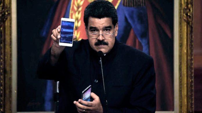Maduro pide a la próxima Asamblea Nacional regular las redes sociales