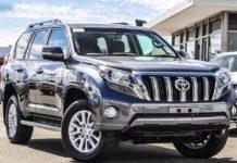 Toyota apuesta al mercado venezolano y lanza la Land Cruiser Prado VX