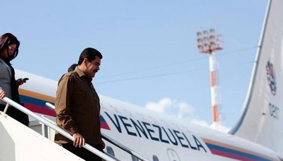 Nicolás Maduro anunció reestitución de vuelos rumbo a Perú y Bolivia