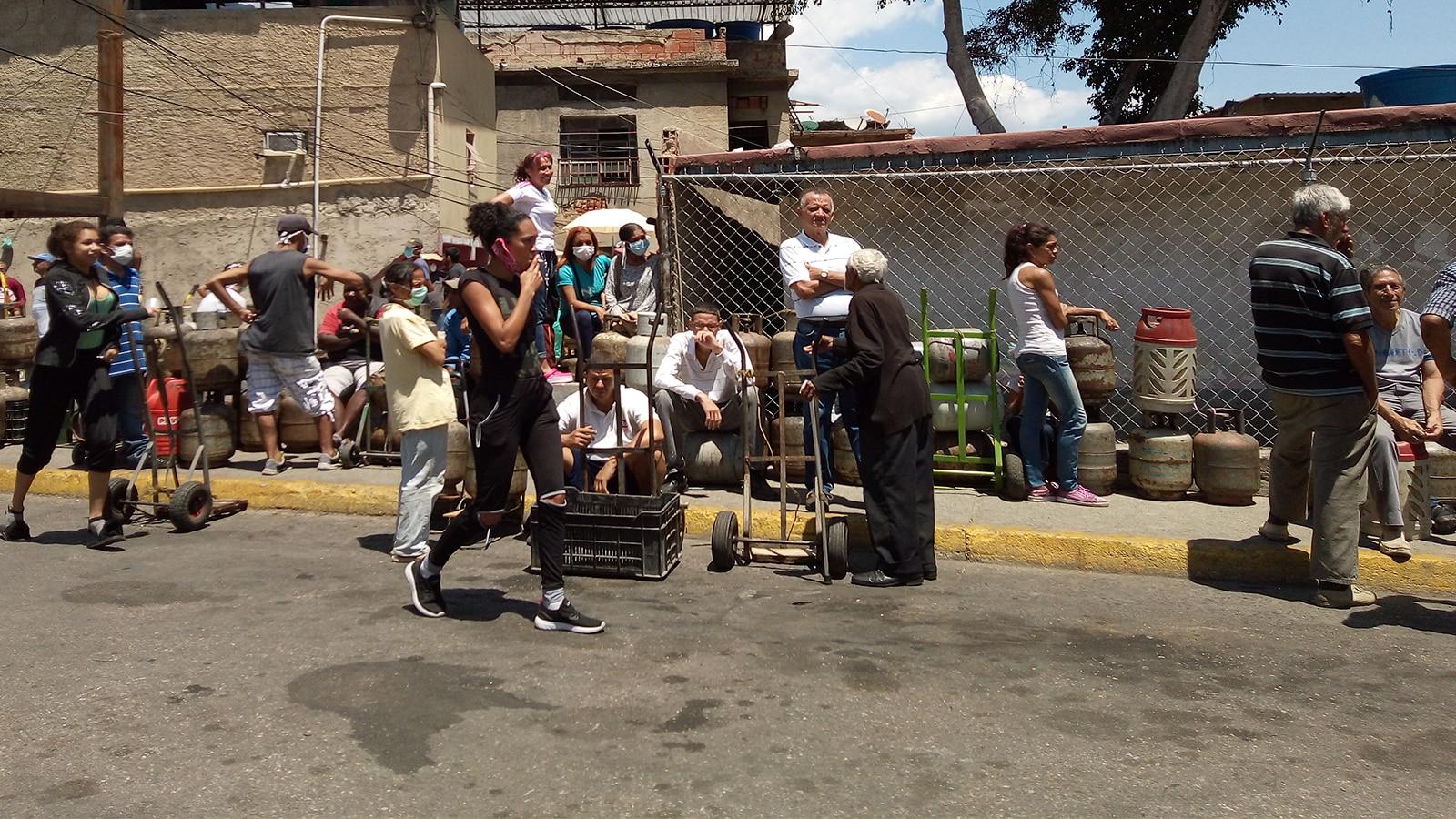 Analista vaticina profundización del déficit de gas en Venezuela