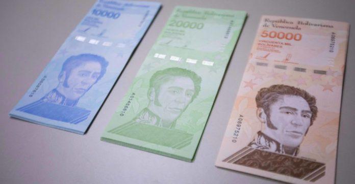 BCV expandió la base monetaria en 22,2% en la primera quincena de noviembre
