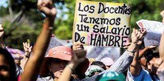 Anzoátegui y Lara fueron los estados con más protestas laborales