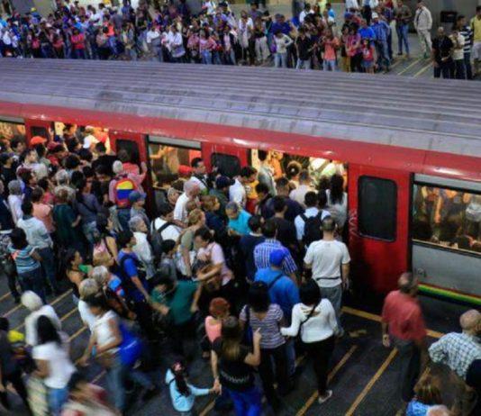 Metro de Caracas tiene 20 trenes disponibles pero necesita 77, aseguraron extrabajadores