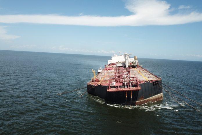 AN responsabilizó a la administración Maduro por abandonar el Nabarima en el Golfo de Paria