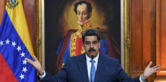 Maduro volvió a quejarse ante la nueva extensión de sanciones de la UE