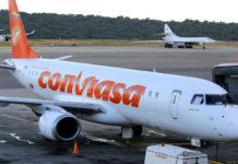 Conviasa da la fecha para reactivación de vuelos nacionales