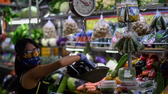 Precios de los alimentos aumentaron 1.259% de marzo a noviembre