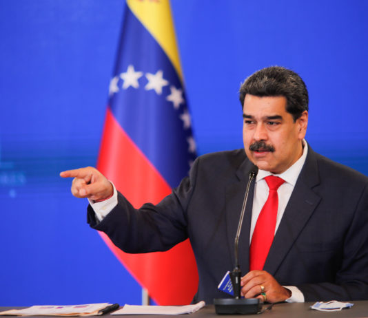 """Maduro: """"Le damos todas las garantías a los empresarios del mundo para que vengan a invertir a Venezuela"""""""