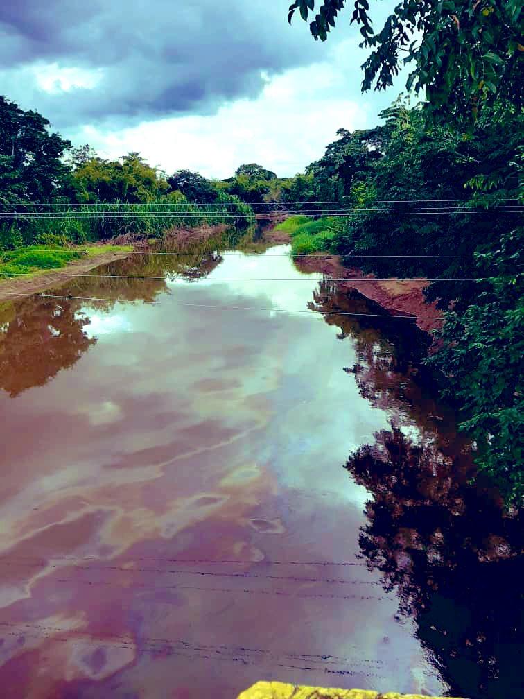 Diputado denuncia nuevo derrame de petróleo en Monagas