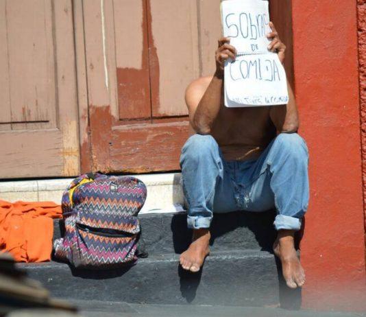 """Mapani: """"La desnutrición no solo viene por el déficit de productos sino por la escasez de dinero"""""""