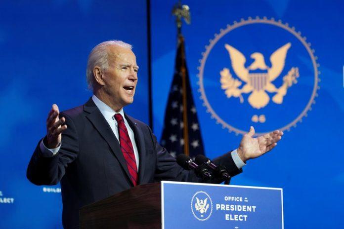 Colegio Electoral ratifica la victoria de Joe Biden como presidente electo de EE.UU.