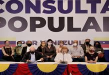 Comunidad venezolana en México recomienda participar en la consulta popular