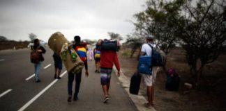 Esta es la cifra de venezolanos que se desplaza a diario a Colombia según Acnur