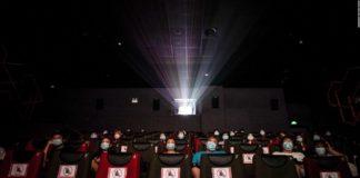 Salas de cines plantean abrir bajo estrictos controles de bioseguridad