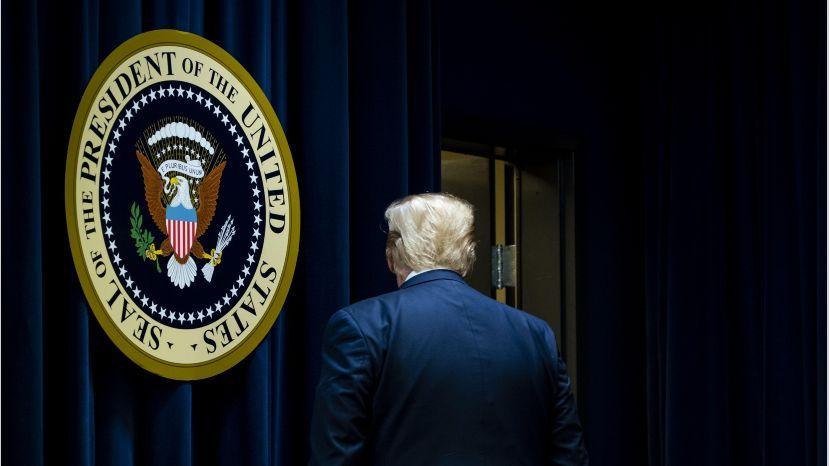 Las renuncias en el gabinete de Trump a un día del asalto al Capitolio