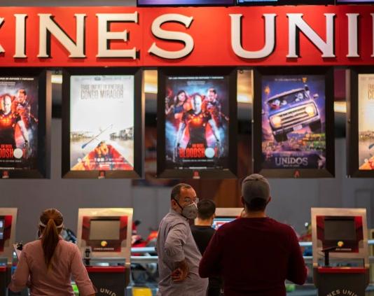 Cines Unidos habilita dos salas adicionales en su semana de reapertura