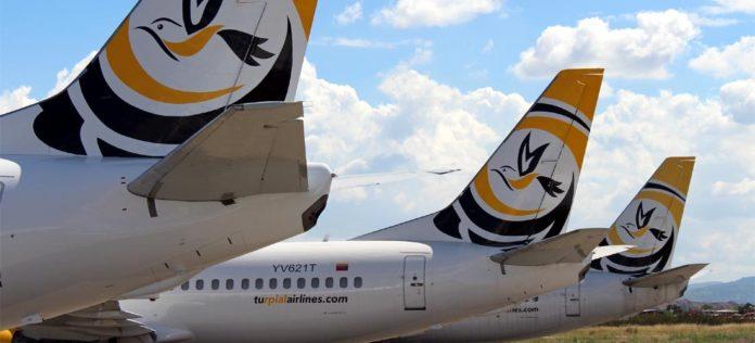 Turpial Airlines incorpora más frecuencias a Panamá
