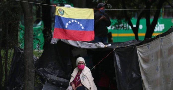 Los venezolanos ven en la regularización una esperanza de futuro en Colombia
